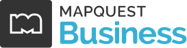 mapquest for business logo